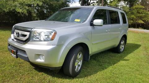 2010 Honda Pilot for sale at Klassic Cars in Lilburn GA