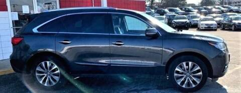 2014 Acura MDX for sale at Top Line Import of Methuen in Methuen MA