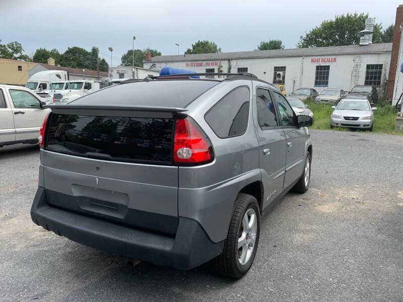 2003 Pontiac Aztek Fwd 4dr SUV - Harrisburg PA