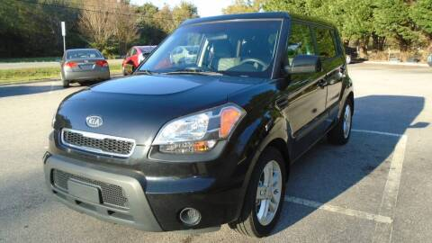 2011 Kia Soul for sale at SAR Enterprises in Raleigh NC
