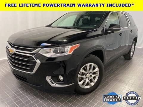 2020 Chevrolet Traverse for sale at CERTIFIED AUTOPLEX INC in Dallas TX