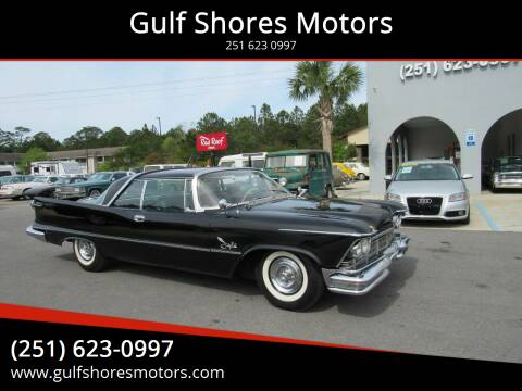 1957 Chrysler Imperial for sale at Gulf Shores Motors in Gulf Shores AL