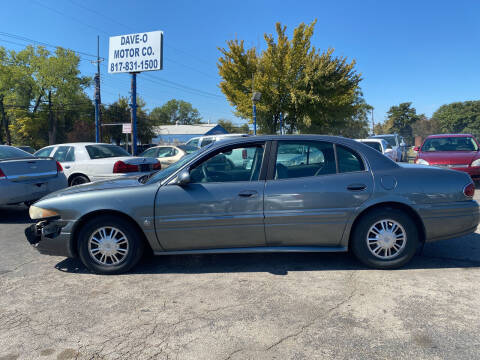 2005 Buick LeSabre for sale at Dave-O Motor Co. in Haltom City TX