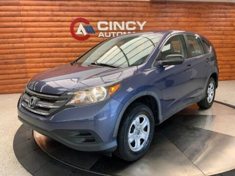 2013 Honda CR-V for sale at Dixie Motors in Fairfield OH