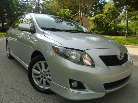 2010 Toyota Corolla for sale at Sunshine Auto Sales in Kansas City MO