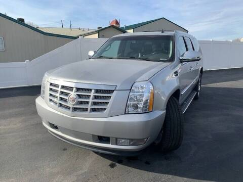 2011 Cadillac Escalade ESV for sale at Auto Image Auto Sales Chubbuck in Chubbuck ID