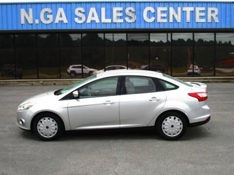 2014 Ford Focus for sale at NORTH GEORGIA Sales Center in La Fayette GA