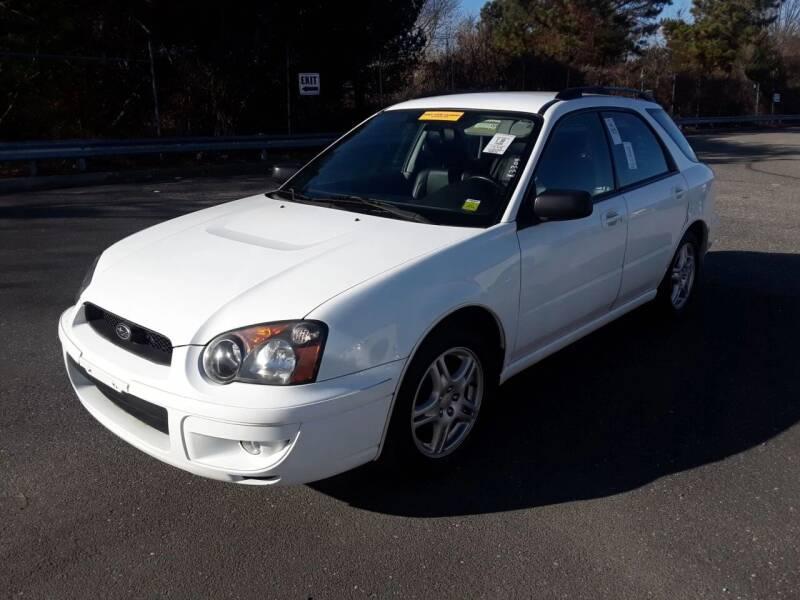 2005 Subaru Impreza for sale at Blackbull Auto Sales in Ozone Park NY