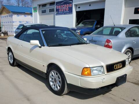 1996 Audi Cabriolet for sale at Ericson Auto in Ankeny IA