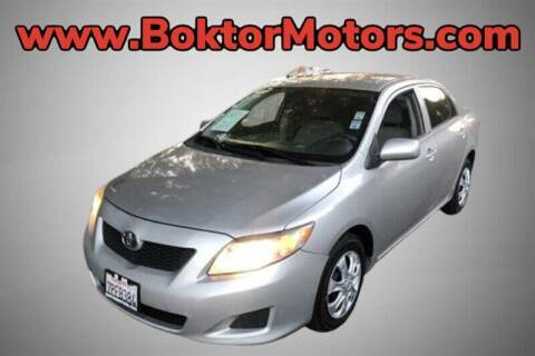 2010 Toyota Corolla for sale at Boktor Motors in North Hollywood CA
