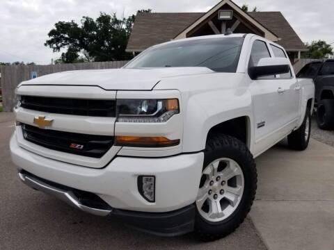 2018 Chevrolet Silverado 1500 for sale at Farha Used Cars in Wichita KS