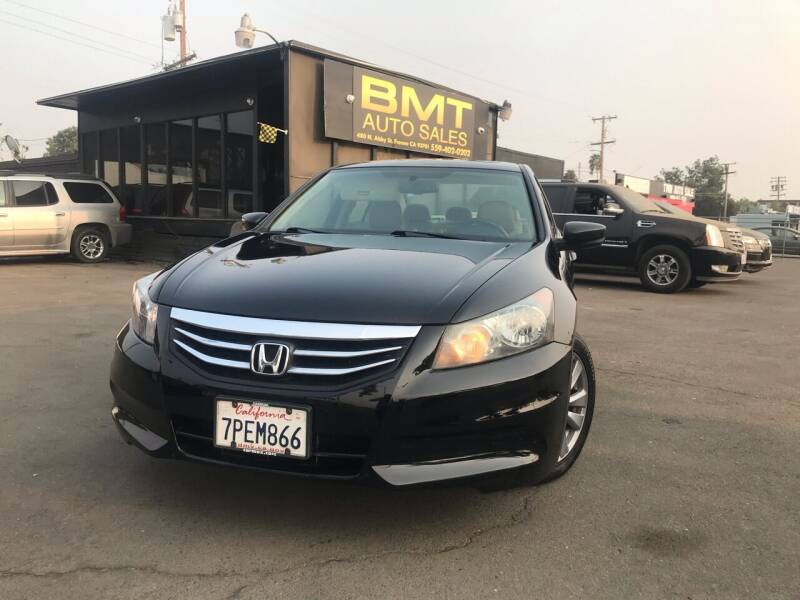 2011 Honda Accord for sale at BMT Auto Sales in Fresno nul