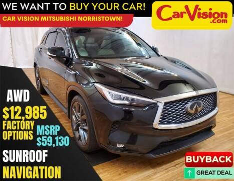 2019 Infiniti QX50 for sale at Car Vision Mitsubishi Norristown in Norristown PA