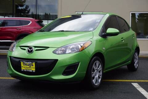 2012 Mazda MAZDA2 for sale at Jeremy Sells Hyundai in Edmunds WA