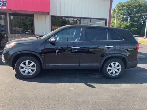 2012 Kia Sorento for sale at Auto Credit Xpress in Jonesboro AR