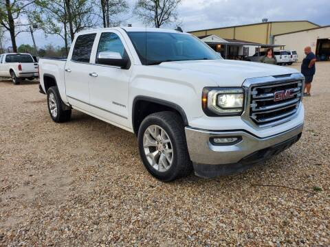 2017 GMC Sierra 1500 for sale at Community Auto Specialist in Gonzales LA