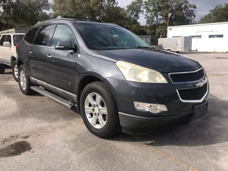 2010 Chevrolet Traverse for sale at Popular Imports Auto Sales in Gainesville FL