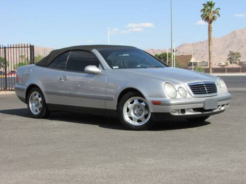 1999 Mercedes-Benz CLK for sale at Best Auto Buy in Las Vegas NV