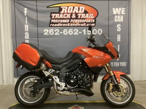 2009 Triumph Tiger 1050 ABS for sale at Road Track and Trail in Big Bend WI