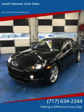 2005 Mazda RX-8 for sale at South Hanover Auto Sales in Hanover PA