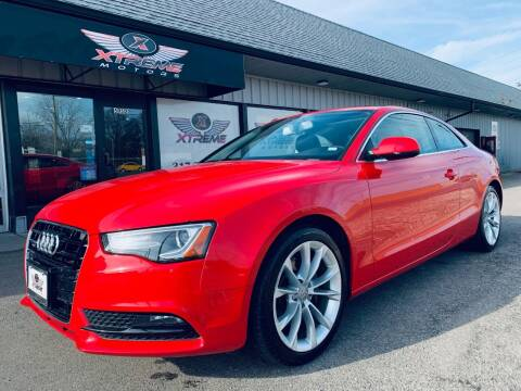 2013 Audi A5 for sale at Xtreme Motors Inc. in Indianapolis IN