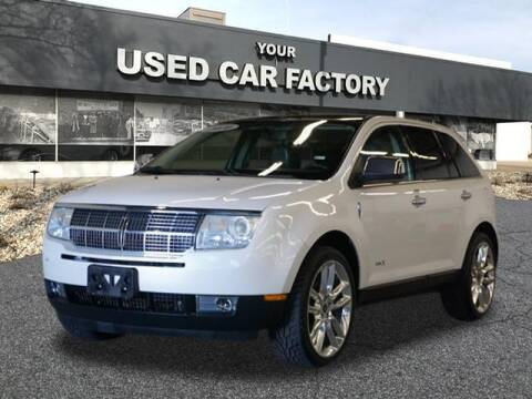 2010 Lincoln MKX for sale at JOELSCARZ.COM in Flushing MI