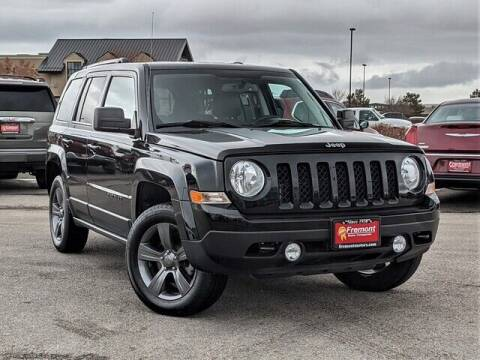 2016 Jeep Patriot for sale at Rocky Mountain Commercial Trucks in Casper WY