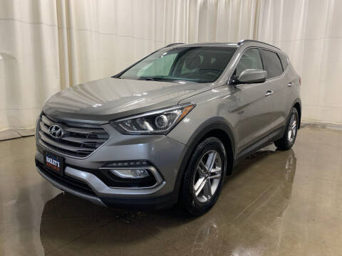 2017 Hyundai Santa Fe Sport for sale at Bailey's Auto Sales in Fargo ND