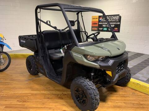 2021 Can-Am Defender DPS HD5 for sale at Lipscomb Powersports in Wichita Falls TX