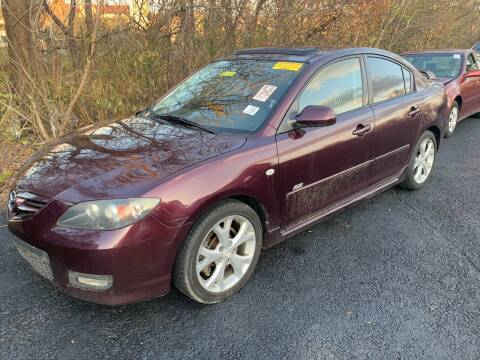 2007 Mazda MAZDA3 for sale at Trocci's Auto Sales in West Pittsburg PA