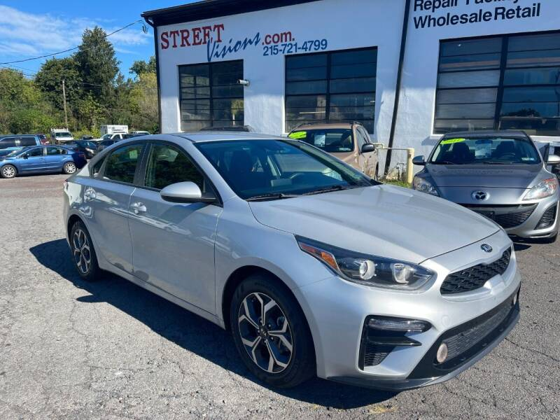2019 Kia Forte for sale at Street Visions in Telford PA