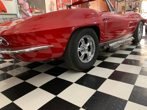 1963 Chevrolet Corvette for sale at AZ Classic Rides in Scottsdale AZ