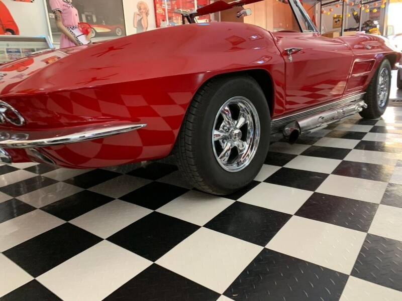 1963 Chevrolet Corvette for sale at AZ Classic Rides in Scottsdale AZ