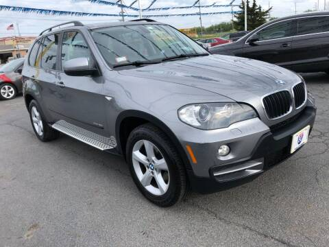 2009 BMW X5 for sale at I-80 Auto Sales in Hazel Crest IL