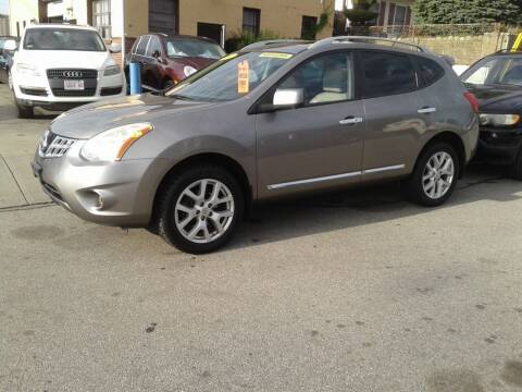 2012 Nissan Rogue for sale at Nelsons Auto Specialists in New Bedford MA