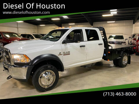 2018 RAM Ram Chassis 4500 for sale at Diesel Of Houston in Houston TX