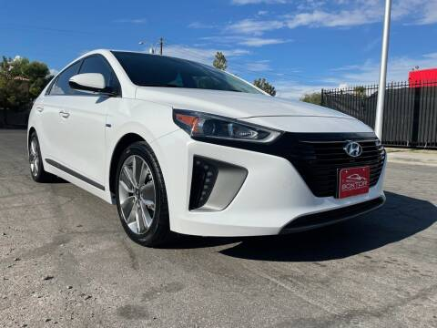 2017 Hyundai Ioniq Hybrid for sale at Boktor Motors in Las Vegas NV
