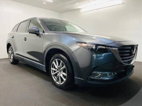 2018 Mazda CX-9 for sale at Champagne Motor Car Company in Willimantic CT