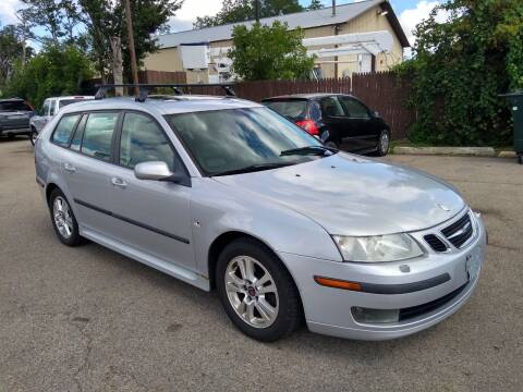 2006 Saab 9-3 for sale at GLOBAL AUTOMOTIVE in Grayslake IL