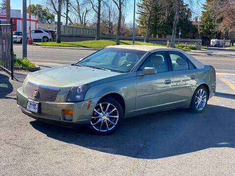 2004 Cadillac CTS for sale at KAS Auto Sales in Sacramento CA
