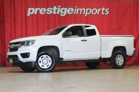 2019 Chevrolet Colorado for sale at Prestige Imports in St Charles IL