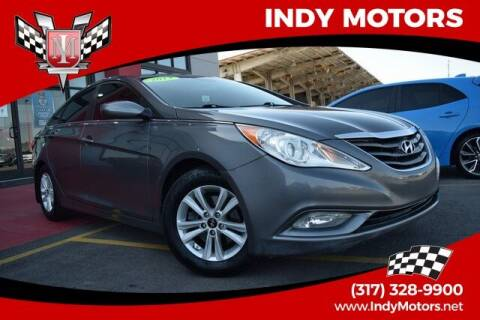 2013 Hyundai Sonata for sale at Indy Motors Inc in Indianapolis IN