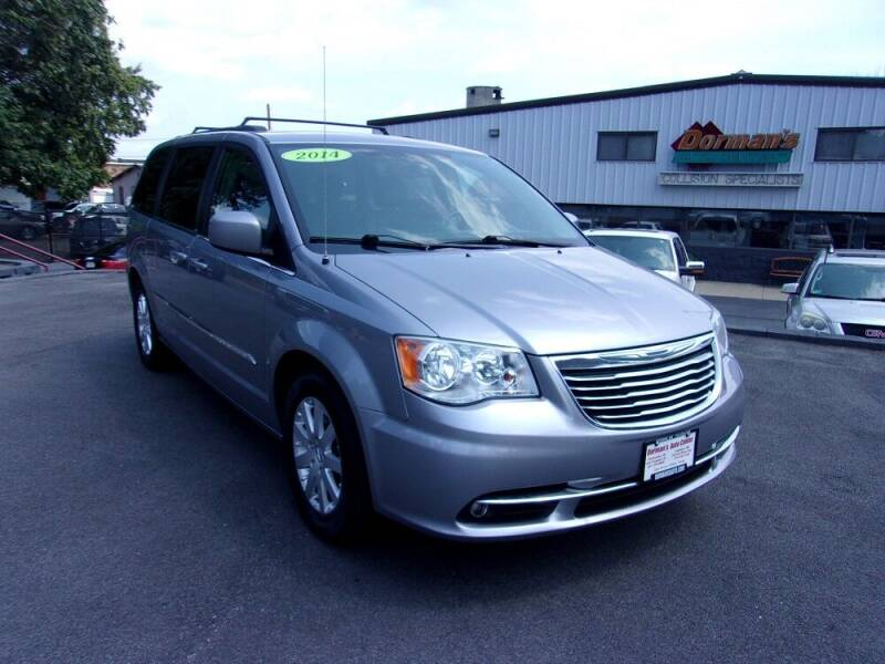 2014 Chrysler Town and Country for sale at Dorman's Auto Center inc. in Pawtucket RI