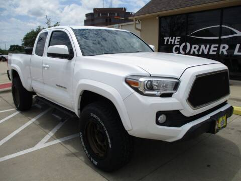 2016 Toyota Tacoma for sale at Cornerlot.net in Bryan TX