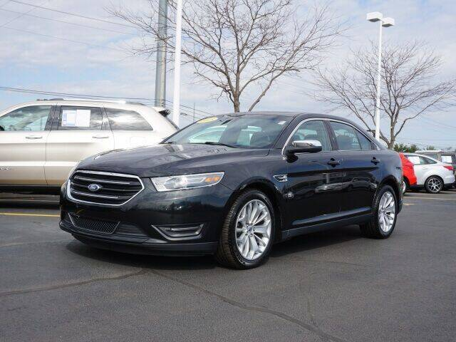 2015 Ford Taurus for sale at BASNEY HONDA in Mishawaka IN