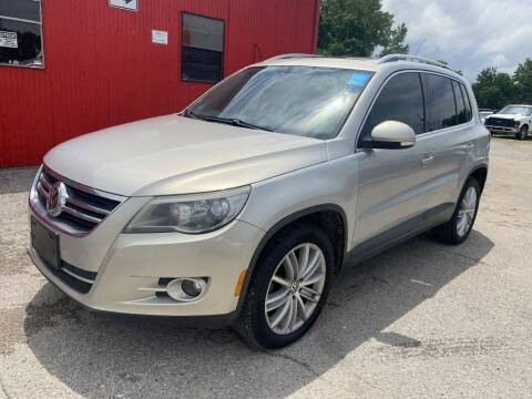 2011 Volkswagen Tiguan for sale at Pary's Auto Sales in Garland TX