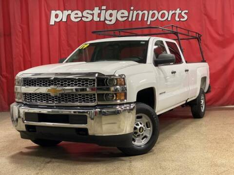2019 Chevrolet Silverado 2500HD for sale at Prestige Imports in St Charles IL