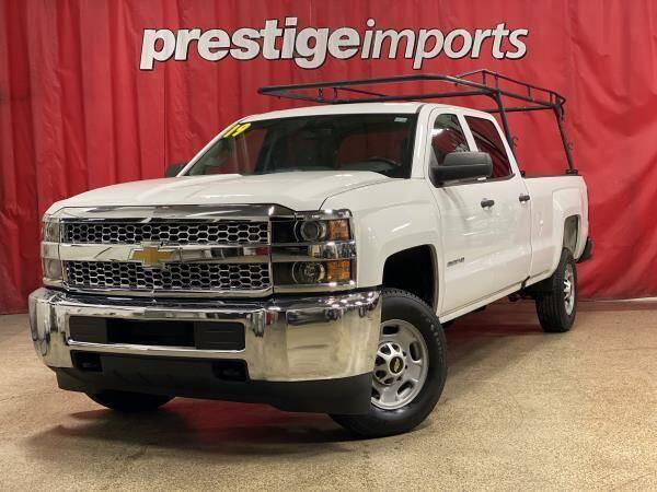2019 Chevrolet Silverado 2500HD for sale at Prestige Imports in Saint Charles IL