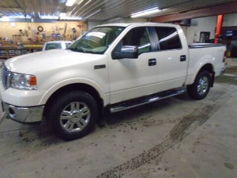 2008 Ford F-150 for sale at SWENSON MOTORS in Gaylord MN