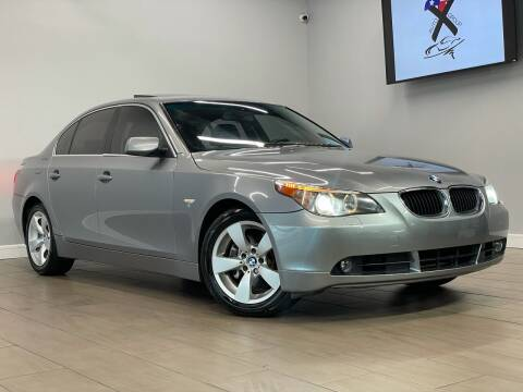 2005 BMW 5 Series for sale at TX Auto Group in Houston TX